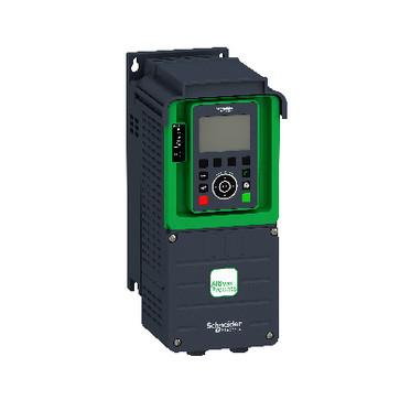 Proces frekvensomformer 3kW 3x400 til 480V IP21 THDi på 44% indbygget Ethernet & Modbus og power meter ATV630U30N4