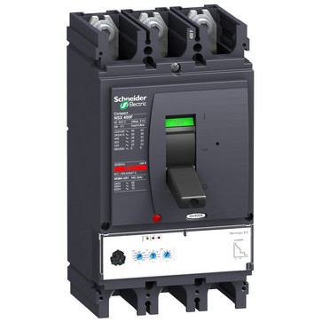 Maksimalafbryder NSX400N+Mic2.3/400 3P LV432693