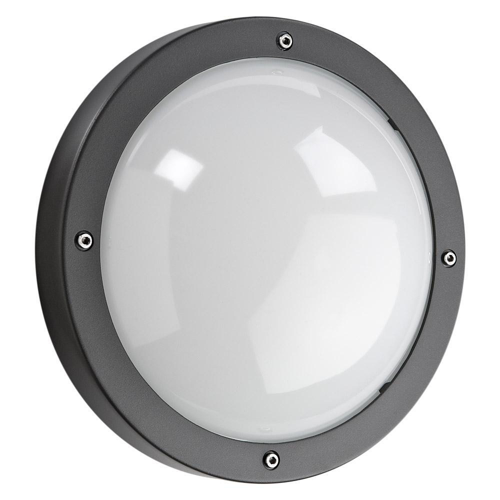 Primo Grafit 12,5W 1100 LED 3000K m/Skumring