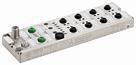 SOLID67 IOL8 60mm M12L 5P SOLID67 Multiprotocol Profinet eller ETHERNETIP Kompakt modul 54504