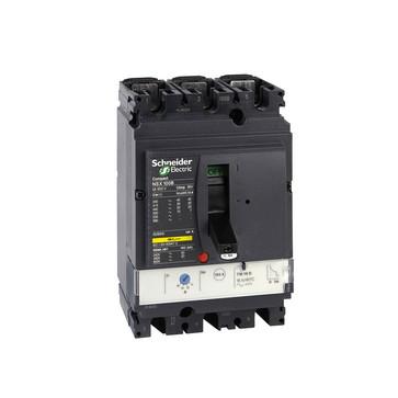 Maksimalafbryder NSX100N+TM80D 3P3D LV429841