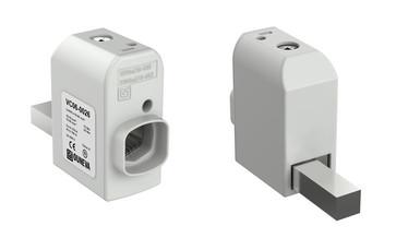 Apparat terminal klemme aluminium/kobber højre 230A 16-95 mm² VC06-0026