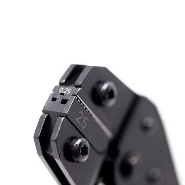Pressetang DEB0325 ABIKO f/ terminalrør 0,25-2,5 mm² 4301-004500