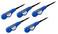 Fluke QC MPO 12 24 1P QuickClean renser til MPO fibre 5 stk 5011600 miniature